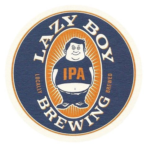 Lazy Boy Brewing Lazyboybrewing Lazy Boy Sport Team Logos