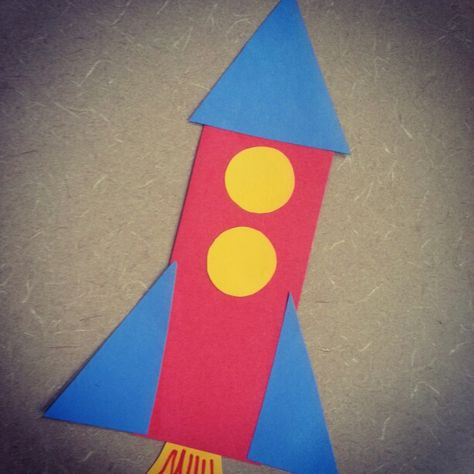 """Zoom, zoom, zoom...and we're off! Check out our space rocket we made for storytime in lieu of our summer reading club theme """"Fizz, boom, read"""" here @ Alamitos library."""