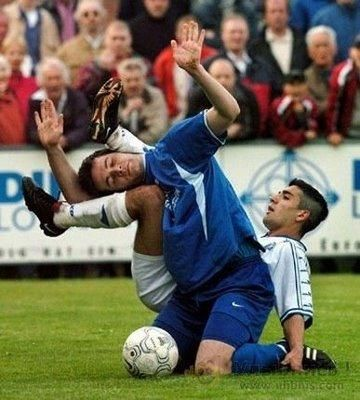 Funny sports fails from around the world photos)