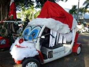 VIP Realty CHV Christmas golf cart | Decorate your golf cart ...