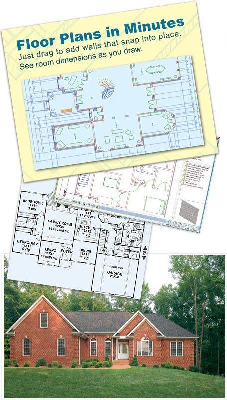Virtual Architect Ultimate Home Design With Landscaping And Decks 9.0 : virtual, architect, ultimate, design, landscaping, decks, Floor, Software, Virtual, Architect, #kitchendesignessex, Uygulamalar