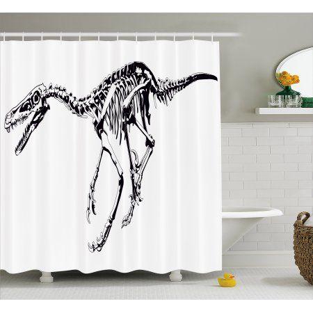 Fabric Shower Curtain For Unique Bathroom Decor Unique Bathroom