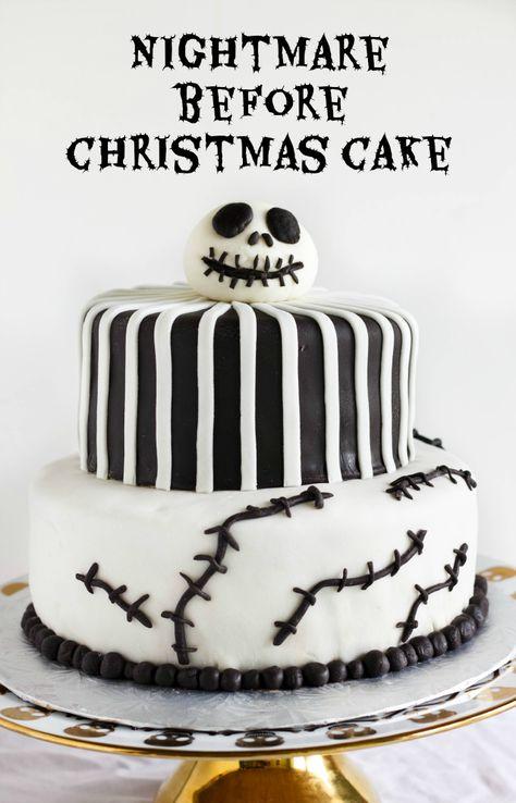 List Of Pinterest Nightmare Before Christmas Birthday Cake Jack