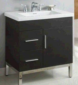 Empire Industries Daytona 30 Single Bathroom Vanity Base Only