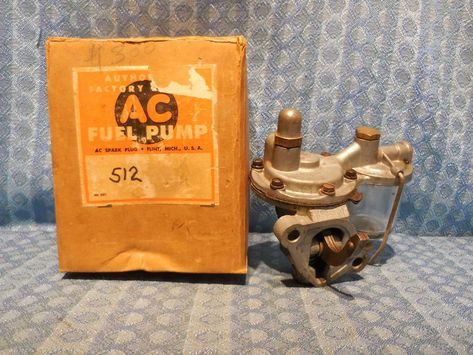 1941-47 Ford 6 Cyl NORS Fuel Pump 1942 1946 #543 SEE DETAILED AD