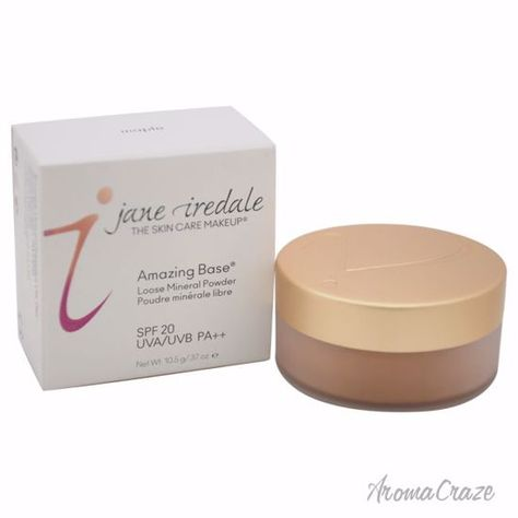 36 96 Amazing Base Loose Mineral Powder Spf 20 Maple By Jane Iredale For Women 0 37 Oz Powder Mineral Powder Loose Mineral Foundation Minerals