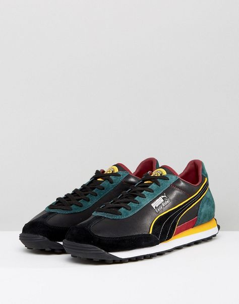 Puma x Daily Paper Easy Rider Sneakers