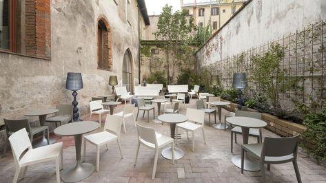 Tavoli Da Esterno Milano.Anteo Palazzo Del Cinema Milano Kartell Experience