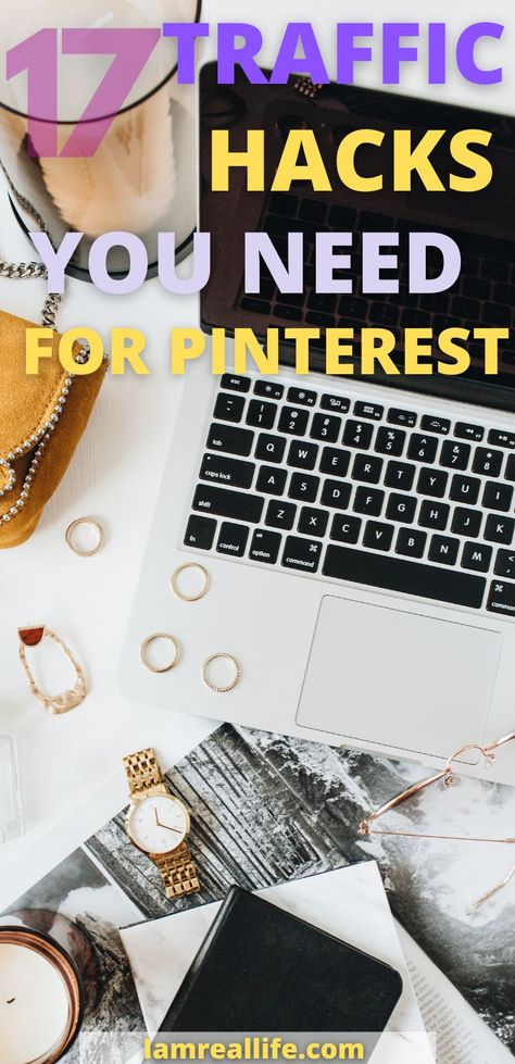 HOW TO USE PINTEREST TO DRIVE BLOG TRAFFIC (REALLY)