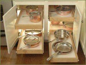 Kitchen Cabinet Drawer Inserts Kitchen Cupboard Drawer Inserts | Space saving kitchen, Kitchen