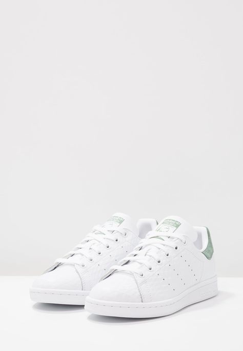 info for 76230 c1cf5 adidas Originals STAN SMITH - Sneakers laag - footwear white trace green -  Zalando.be