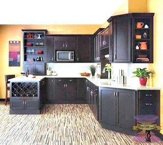 احدث أشكال ودرجات الوان المطابخ الخشب 2021 Beautiful Kitchen Cabinets Kitchen Design Kitchen Cabinet Styles