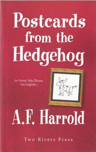 Postcards from the Hedgehog, Harrold, A. F. Paperback Book