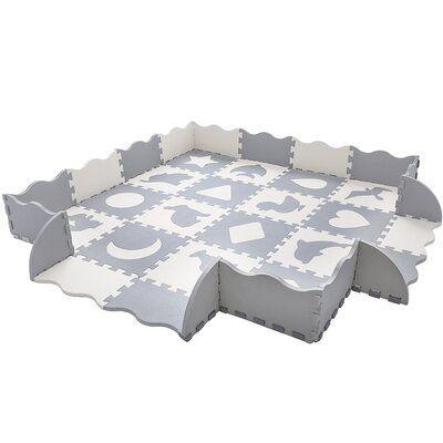 Baby Floor Mat Foam Tiles