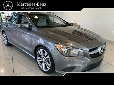 Ebay Advertisement 2016 Mercedes Benz Cla Class Cla 250 2016