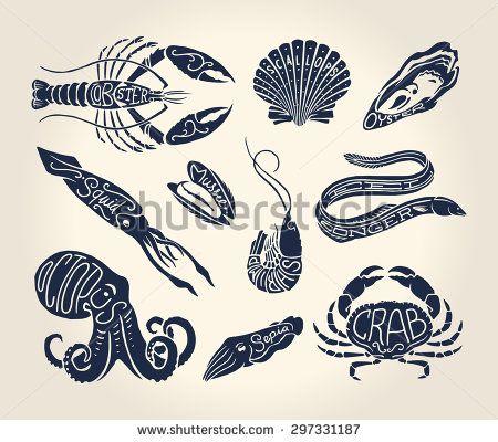 Resultat d\'imatges de anguilas electricas tatuajes | dibuixos ...