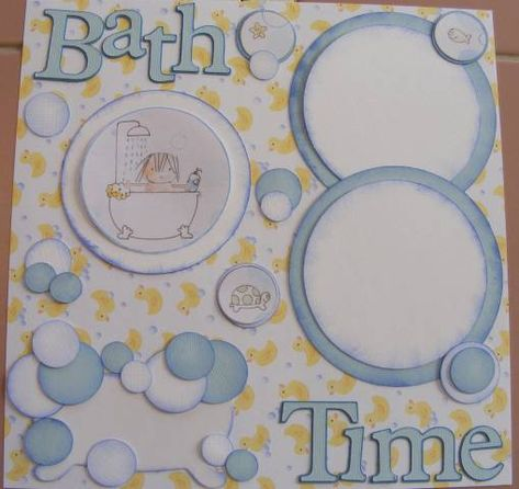 Landon's Baby Book by kimbersscraps - Cards and Paper Crafts at Splitcoast. Landon's Baby Book by kimbersscraps – Cards and Paper Crafts at Splitcoaststampers babybo Pregnancy Scrapbook, Baby Girl Scrapbook, Baby Scrapbook Pages, Birthday Scrapbook, Kids Scrapbook, Scrapbook Templates, Scrapbooking Layouts, Paper Bag Scrapbook, Album Scrapbook