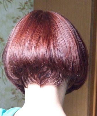 Как сделать заколку из волос 873
