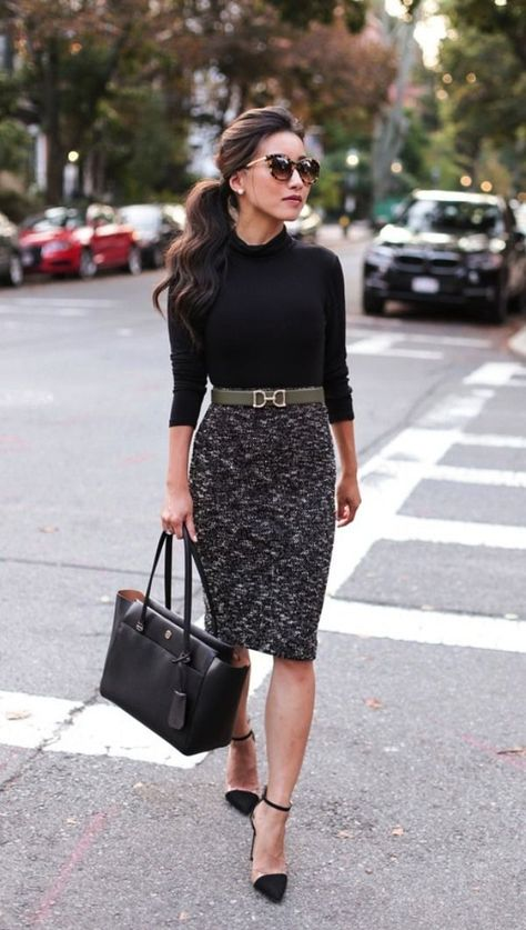 40 Professional Fall Work Attires To Conquer Everything