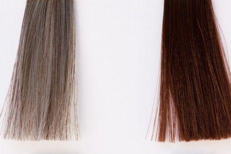 تفسير حلم الشعر الطويل للعزباء والمتزوجة والحامل Yellow Blonde Hair Grey Hair Causes Natural Hair Styles