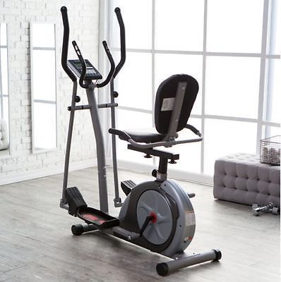 Workout Equipment For Home Exercise Machines Elliptical Recumbent Bike Upright1 Type 3 In 1 Trio Traine No Equipment Workout Biking Workout Workout Machines