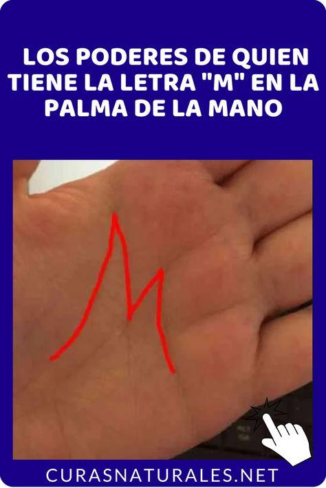 """""""→ ¡Entienda el significado de la letra M en la palma de la mano!.   ¿Tiene la letra M en la palma de la mano ? Entonces, descubra el significado de esta marca en su mano y que ella habla de su personalidad diferenciada. ¡Venir a ver! #intuición #LetraM #mano #líneas"""""""