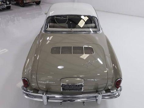 1965 VOLKSWAGEN KARMANN GHIA COUPE – Daniel Schmitt & Co. Classic Car Gallery
