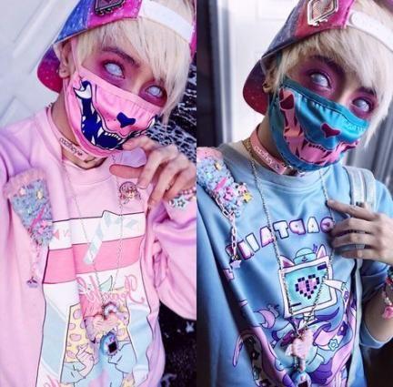 69+ Best ideas makeup pink blue pastel