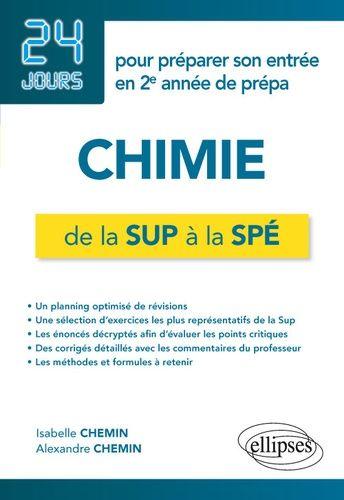 Chimie De La Sup A La Spe Alexandre Chemin Isabelle Chemin Listes De Lecture Chimie Livres A Lire