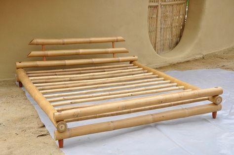 Pin De Gregg Horn En Crafts Muebles De Bambú Muebles De