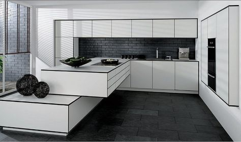 Luxusküchen  10 best Luxusküchen images on Pinterest | Kitchens, Contemporary ...
