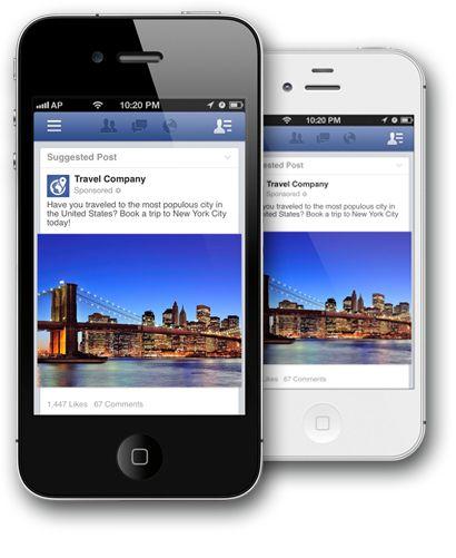 Ad Mockup Generator Adparlor Facebook Ad Mockup Mockup Social Media Mockup
