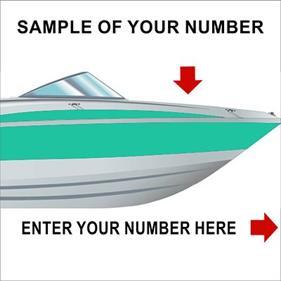 Best Boat Decals Images On Pinterest Boat Decals Motors And - Bullet bass boat decalsbass boat decals ebay