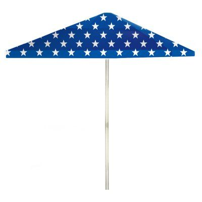 best of times 8 ft aluminum patterned patio umbrella 1020w1301