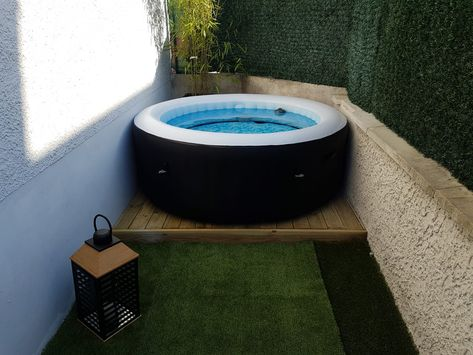 Spa Gonflable Miami 2 A 4 Places Airjet Spa Gonflable Gonflable Jacuzzi Gonflable