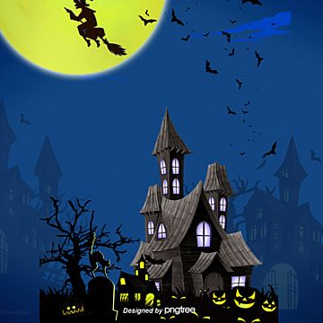 Halloween Background Vector Material Vector Halloween Vector Halloween Png Transparent Clipart Image And Psd File For Free Download Halloween Vector Halloween Backgrounds Colorful Backgrounds