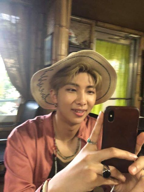To our Namjoonie, who has a constant place on my phone, happy birthday #HAPPYRMDAY #RMGalaxyDay