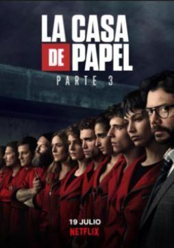La Casa De Papel Seizoen 3 In 2020 Netflix Film Achtergronden