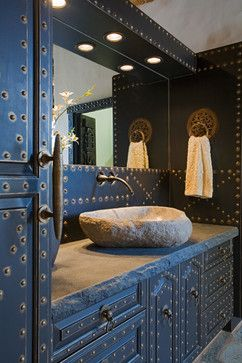 Bath Photos Moroccan Design, Pictures, Remodel, Decor and Ideas - page 12