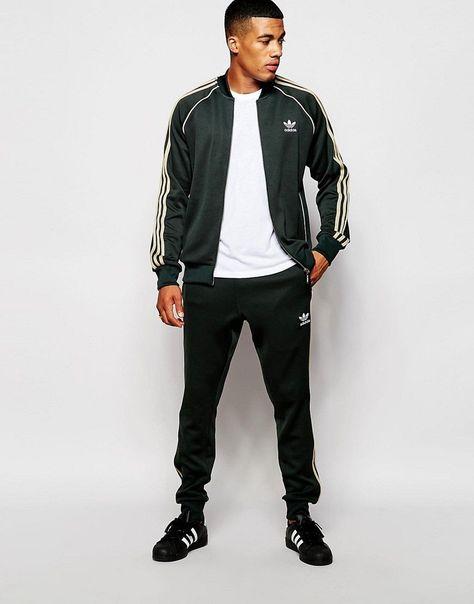mens adidas track pants size chart