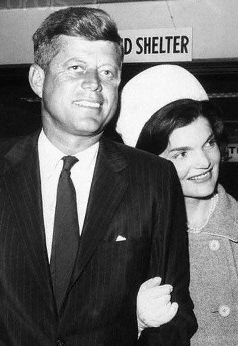 #JFK and Jackie Kennedy