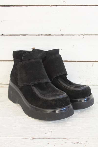 Nieuw vintage plateauschoenen uit de jaren 90 (met afbeeldingen UZ-66