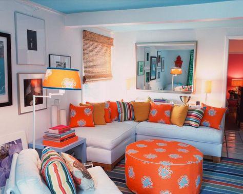 Family Room Decorating Ideas Dream Home Pinterest Small Apartment Interior Design And