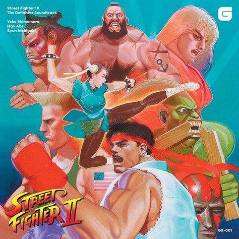 vinyl Original Game Soundtrack (OST)...