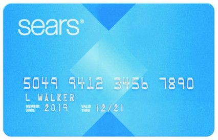 How do you apply for a sears credit card