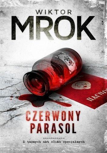 Okladka Ksiazki Czerwony Parasol Good Books Parasol Books