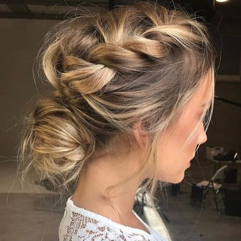 Summer Bridesmaid Hairstyles Hair Styles Medium Hair Styles Hairstyle