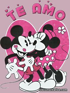 5 Imagenes Besos En Movimiento Imagenes De Besos Mickey Mouse Y