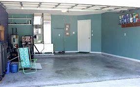 45 Simple Garage Paint Colors Ideas And Design Images Garage Interior Paint Garage Paint Colors Garage Paint