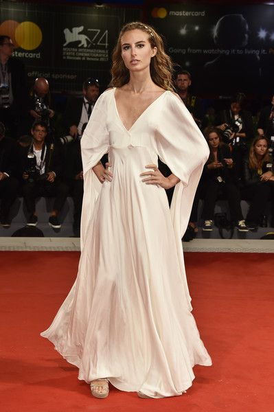 Nicole Macchi - Every Must-See Gown From the Venice Film Festival 2017 - Photos